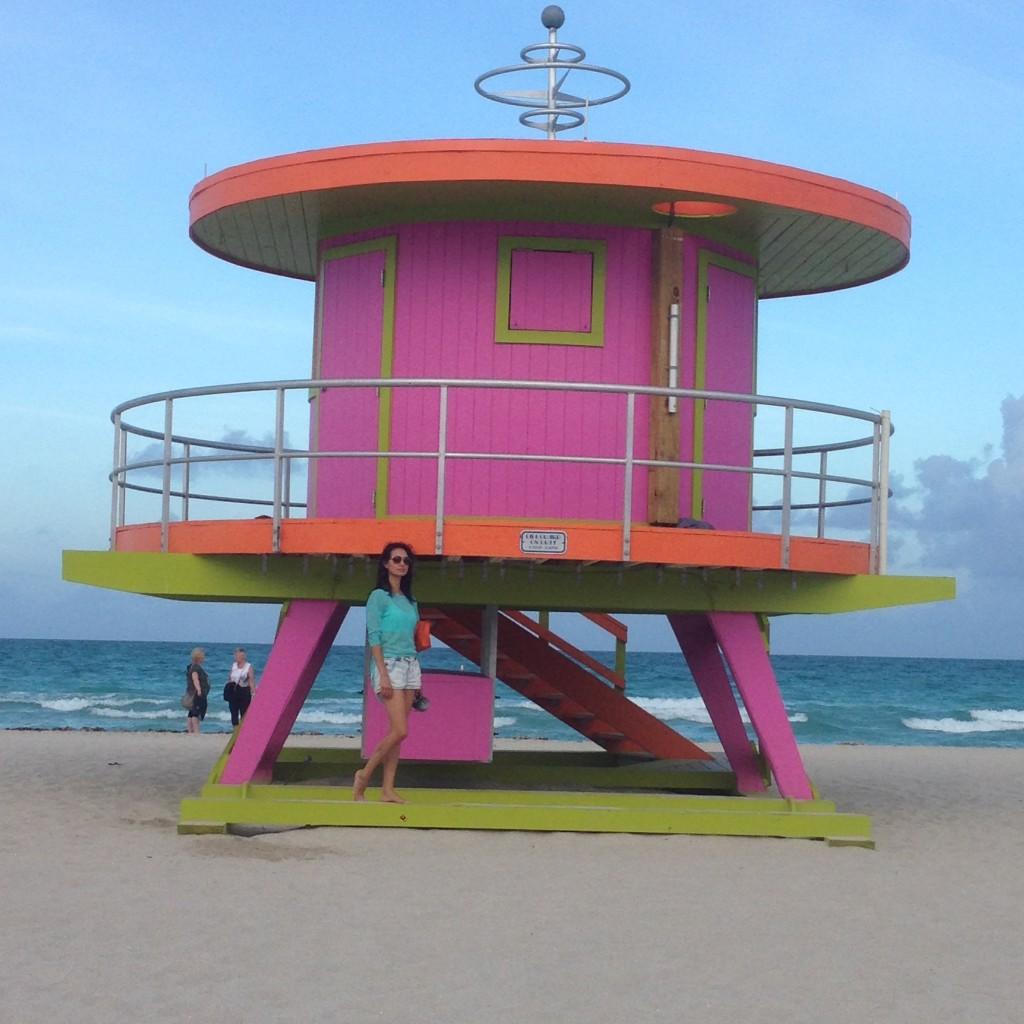 MIAMI BEACH SHOTS – ADLS TRIP & summer outfit