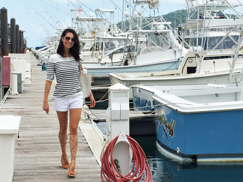 What to Wear at the Marina