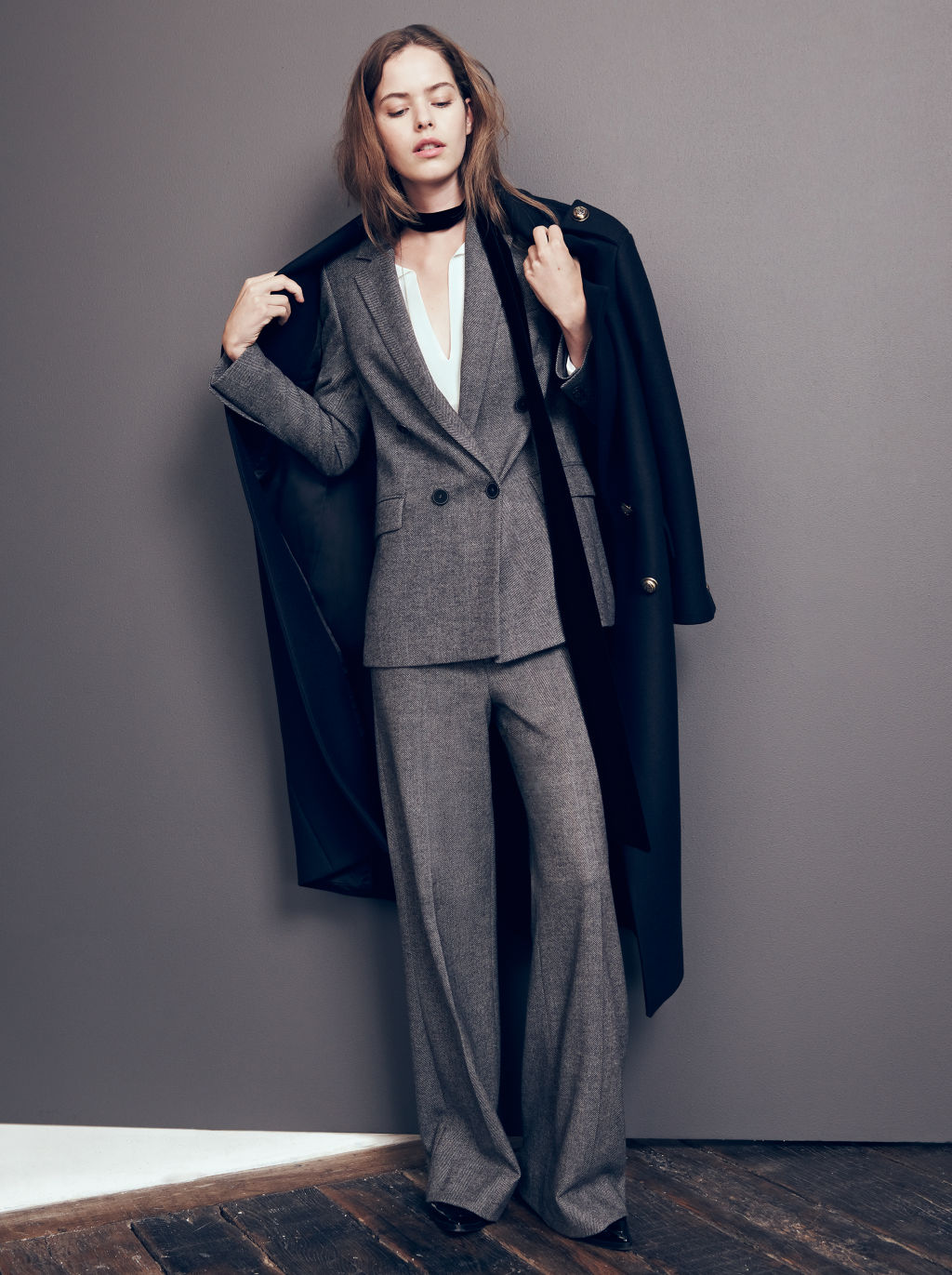 Suits fall 2015 Mango