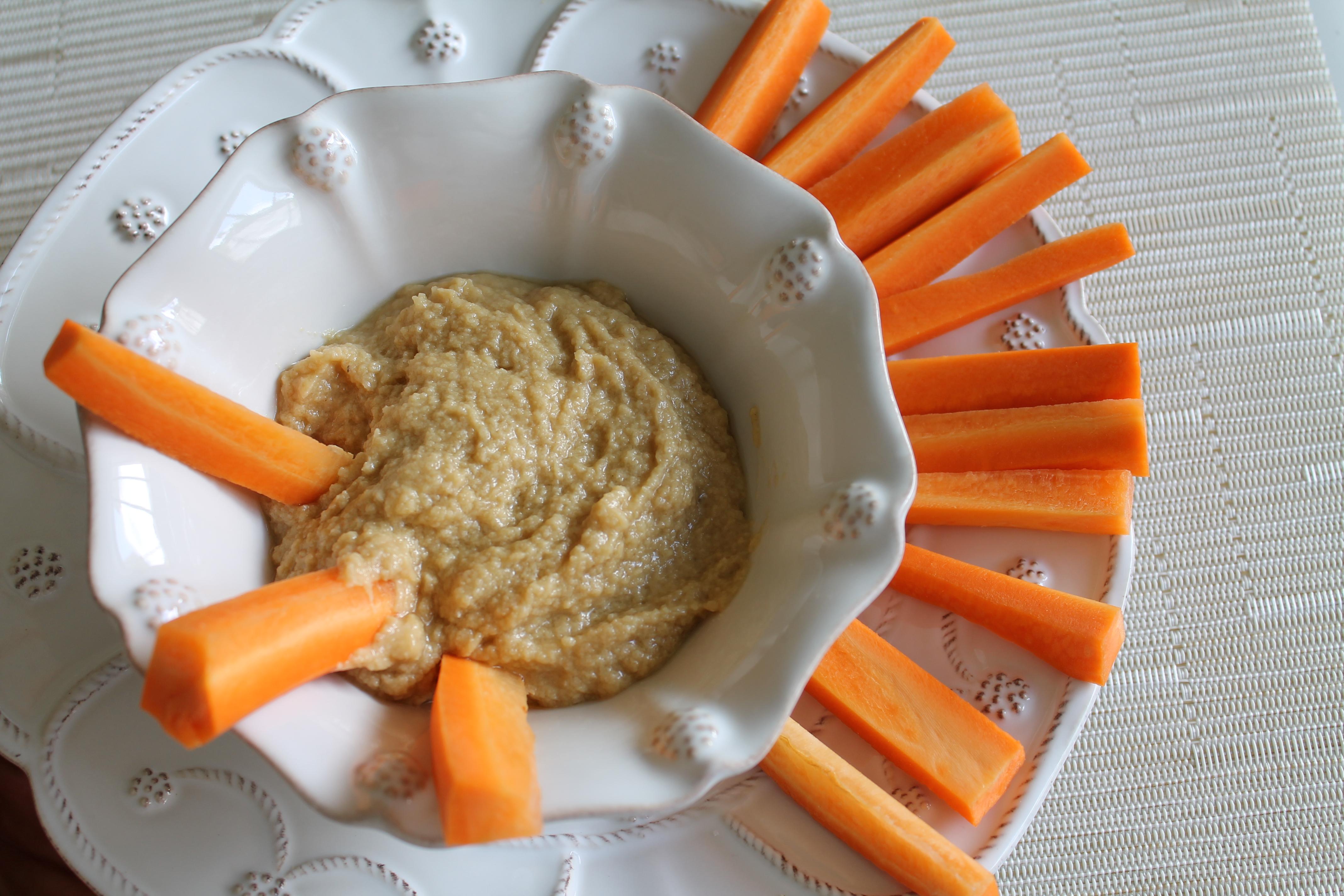 Hummus nutrition recepie