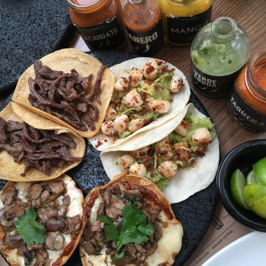 Foodie Mexico City