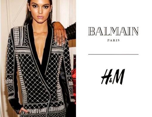 Balmain H&M Mexico Sant aFe