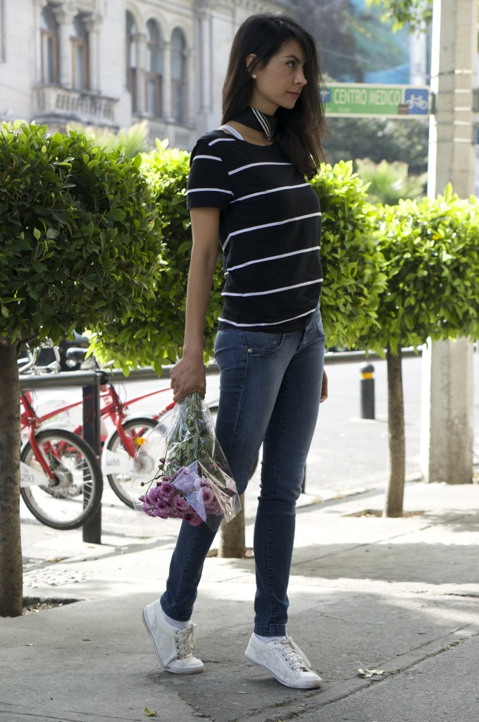 French style outfit fashion pray for paris-10