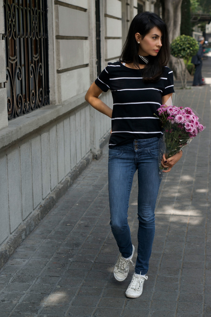 French style outfit fashion pray for paris-6