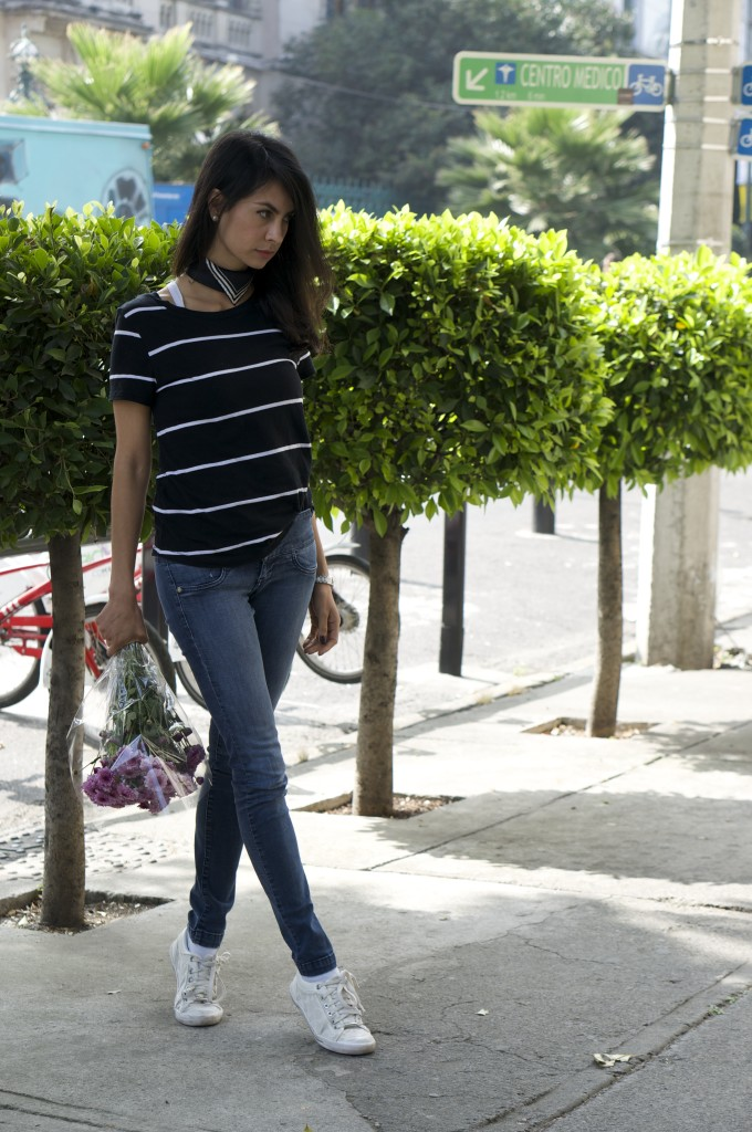 French style outfit fashion pray for paris-9