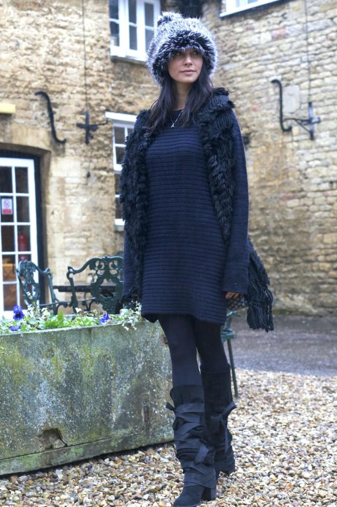 winter wonderland warm wool dresses-2
