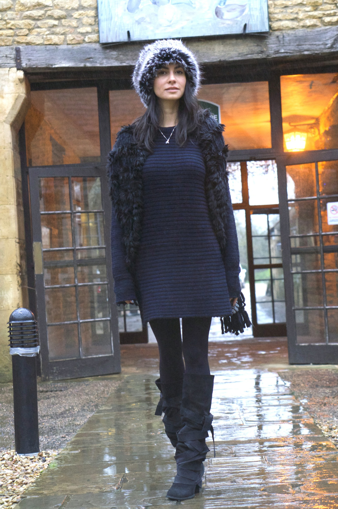 winter wonderland warm wool dresses-2