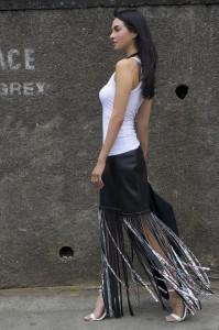 Spanish Style Skirt