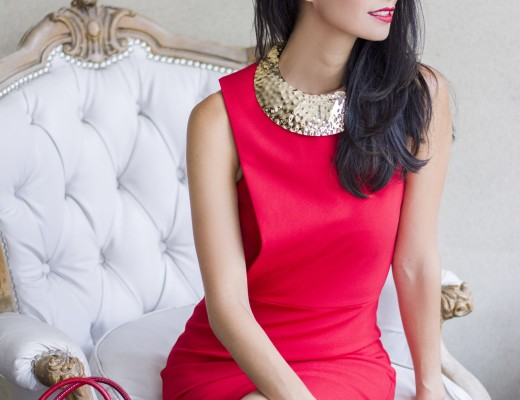 COLORS 2016 FIESTA RED OUTFIT