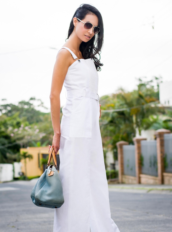 white jumpsuit spring summer