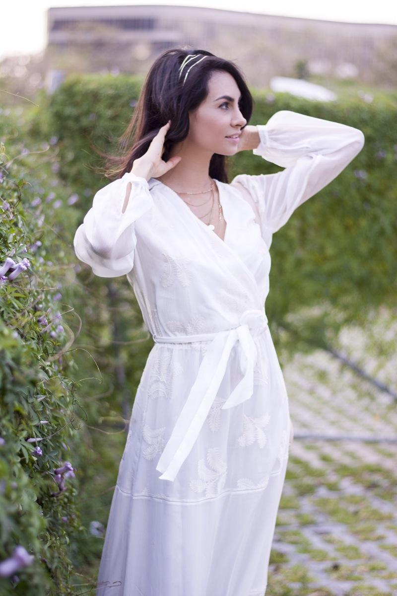 White dress - spring ootd-1