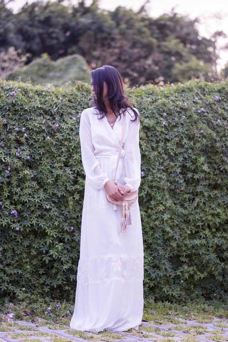 White dress - spring ootd-3