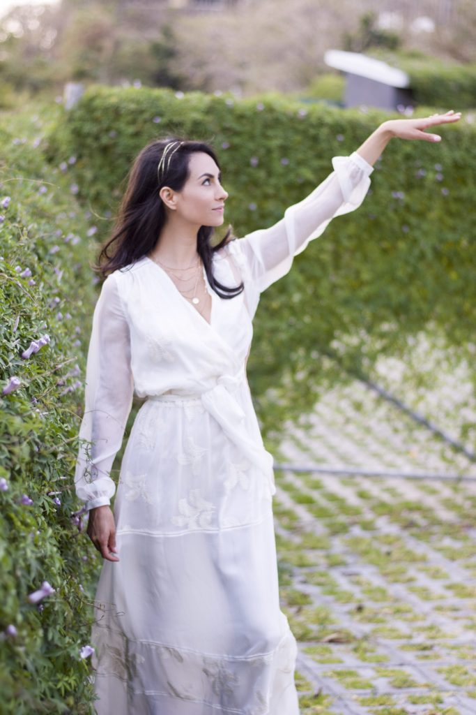 White dress - spring ootd-4