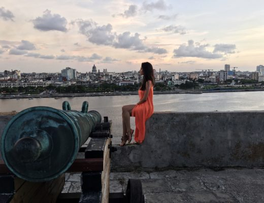 Havana Cuba cañonazo