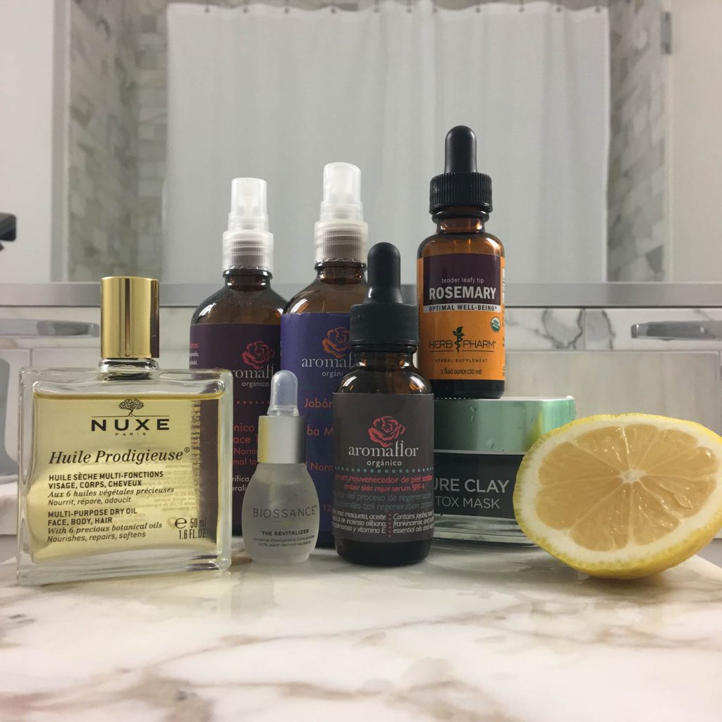 my-beauty-routine