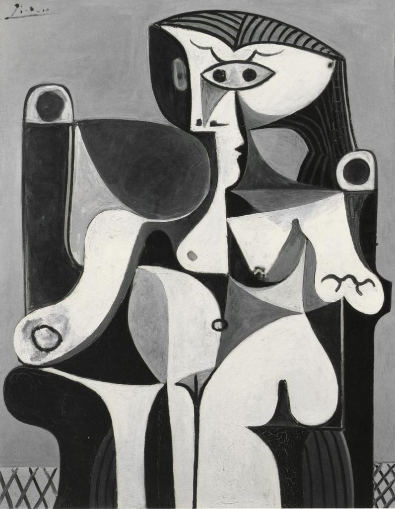 Picasso Black & White