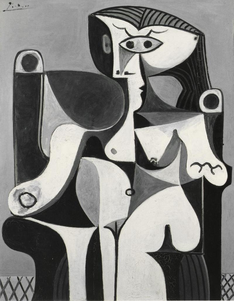 Picasso Black & White