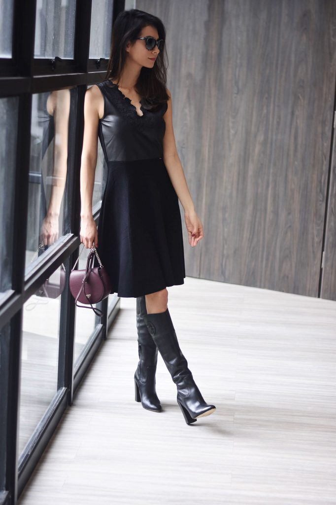 black-dress-in-nyc
