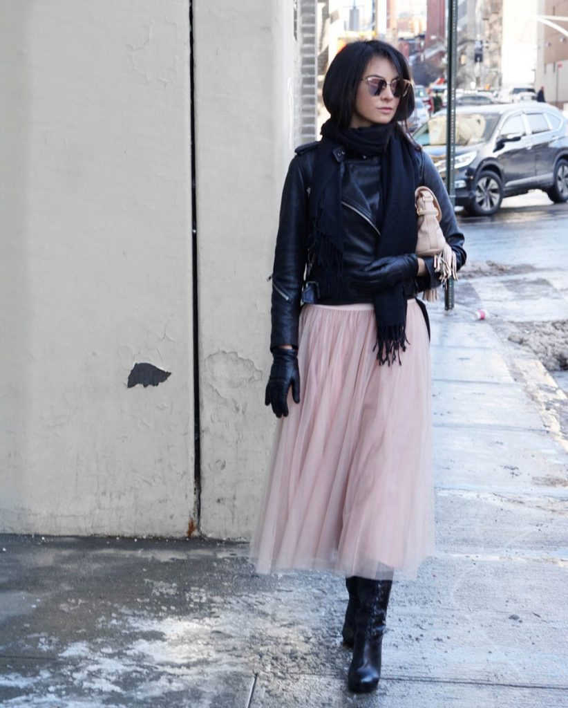 Fashion week Outfit of the Day - first day 2 Fall Winter 2017-7