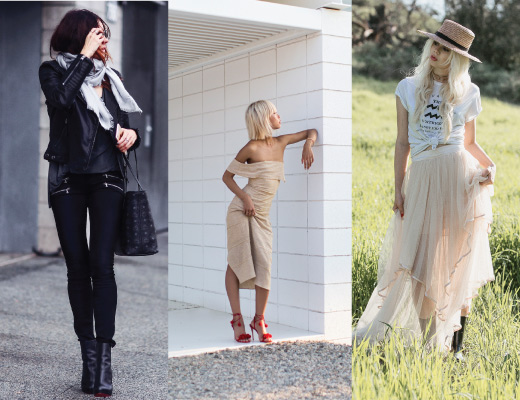finding your style by blending three stereotypes