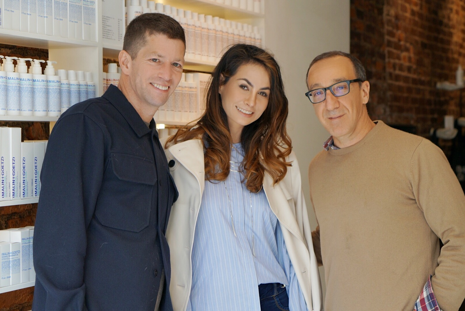 MALIN + GOETZ interview with MAtthew and Andrew - beauty by Di Carolina flight of spice