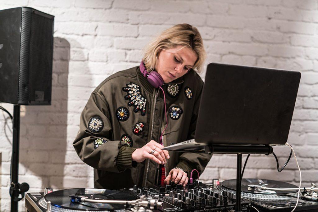 PINKO event DJ NYC
