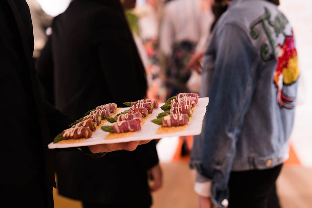 PINKO event catering NYC