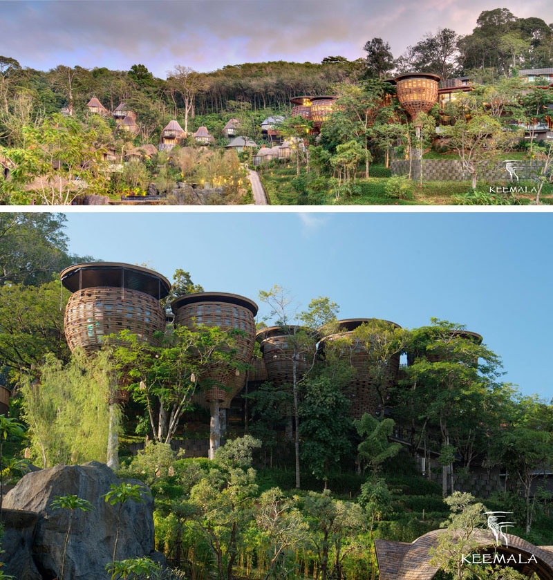 island of Phuket, Thailand sits Keemala, a resort getaway designed by Space Architects and Pisud Design Company.