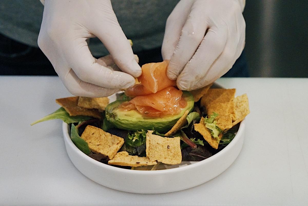 AVOCADERIA NEW YORK BROOKLYN on www.flightofspice.com Best vegetarian places in New York
