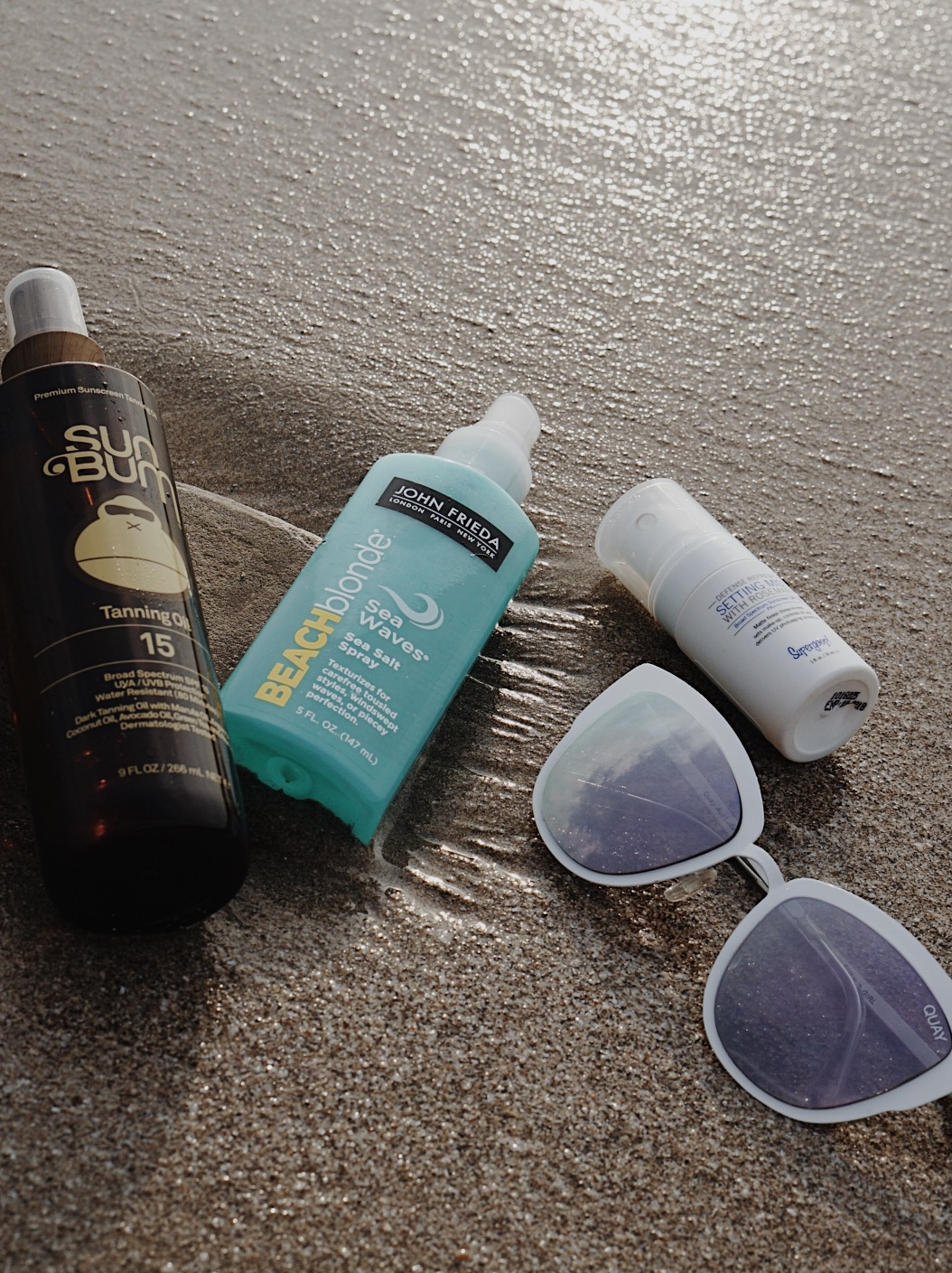 Beach Beauty Haul www.flightofspice.com