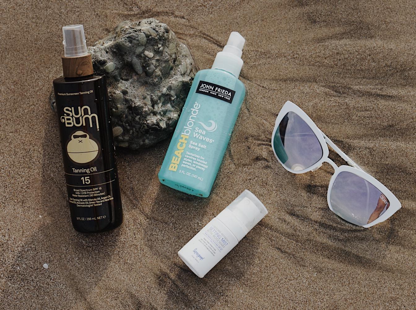 Beauty Beach Haul
