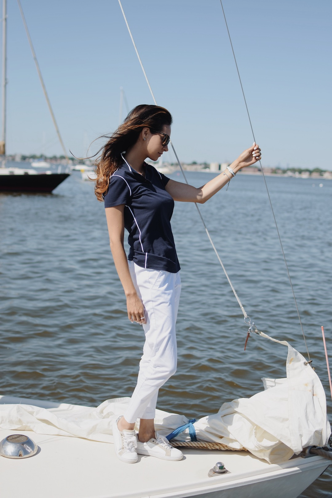 what to wear when sailing - Nautica www.flightofspice.com