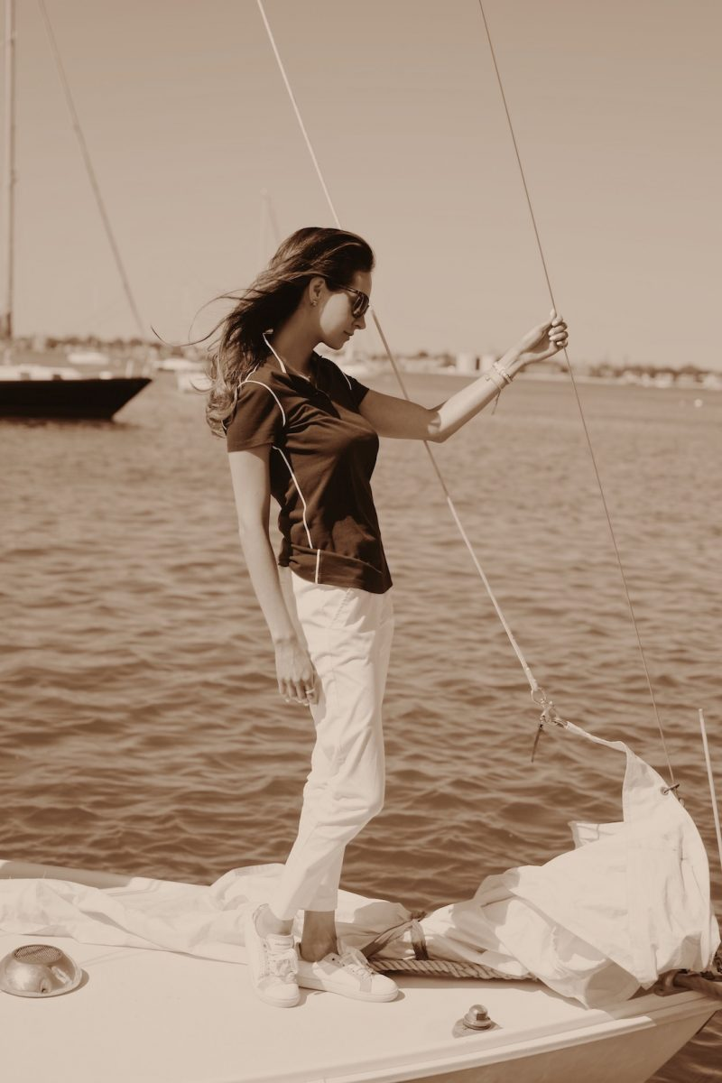 what to wear for summer sailing