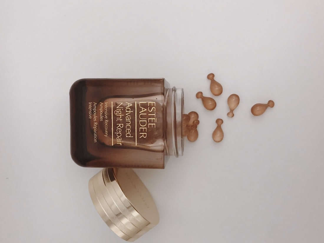 Esteé Lauder Night Repair pearl travel duty free