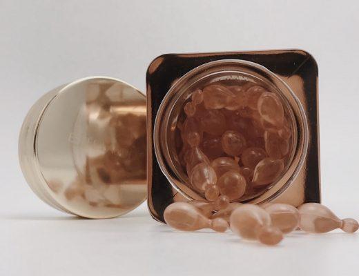 Esteé Lauder Night Repair pearl travel duty free