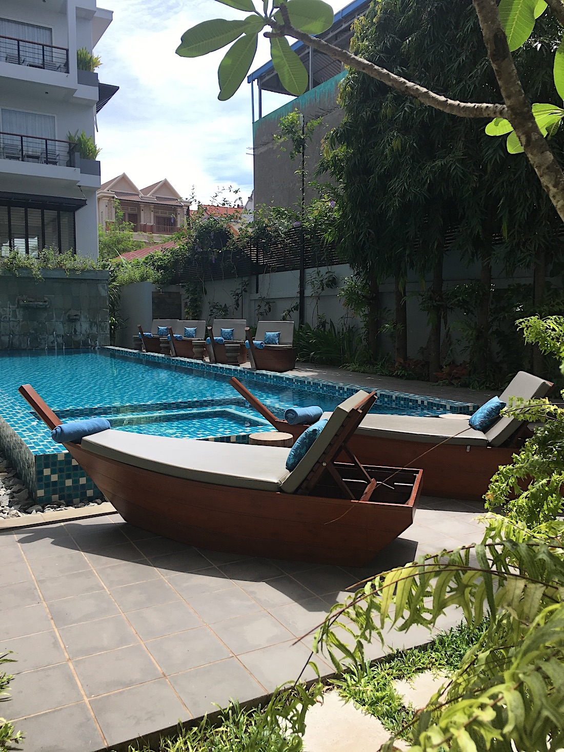 Siem Reap Hotel where to stay in Cambodia - www.flightofspice.com