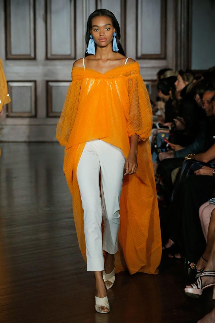 Sachinand Babi SS18 New York Fashion Week september 2017 www.flightofspice.com