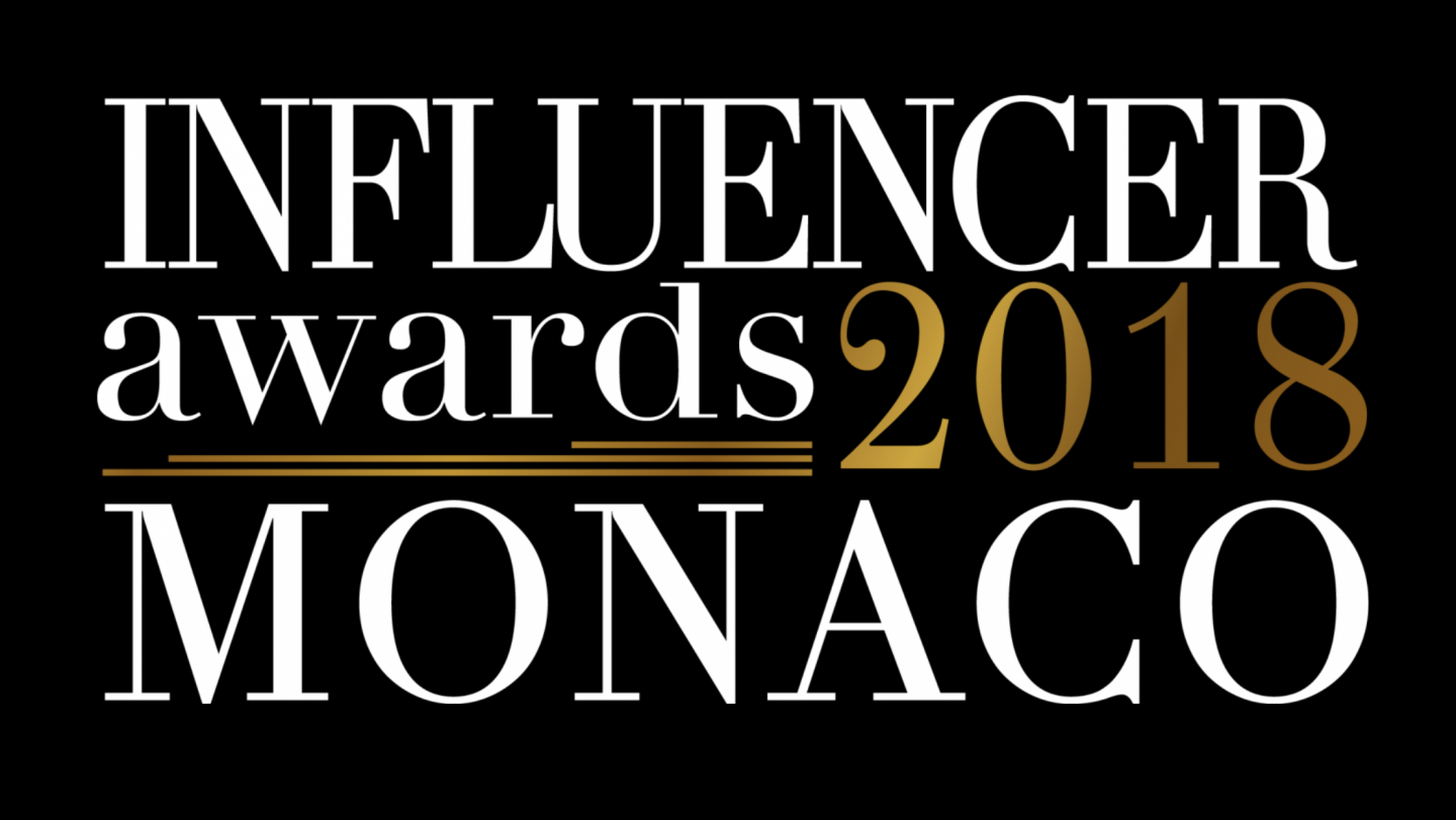 Monaco Influencer Awards Nominee