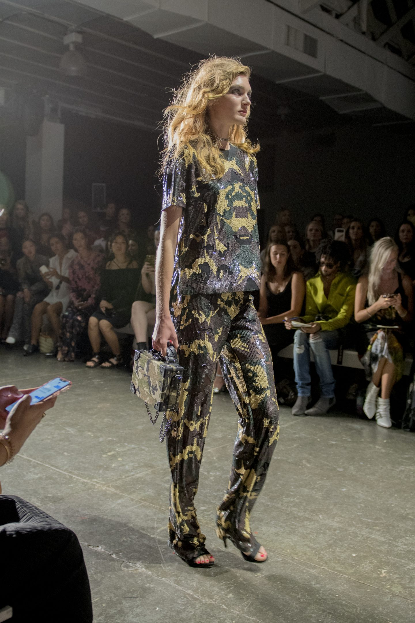 Nicole Miller SS 19 trend Fashion Week photographer