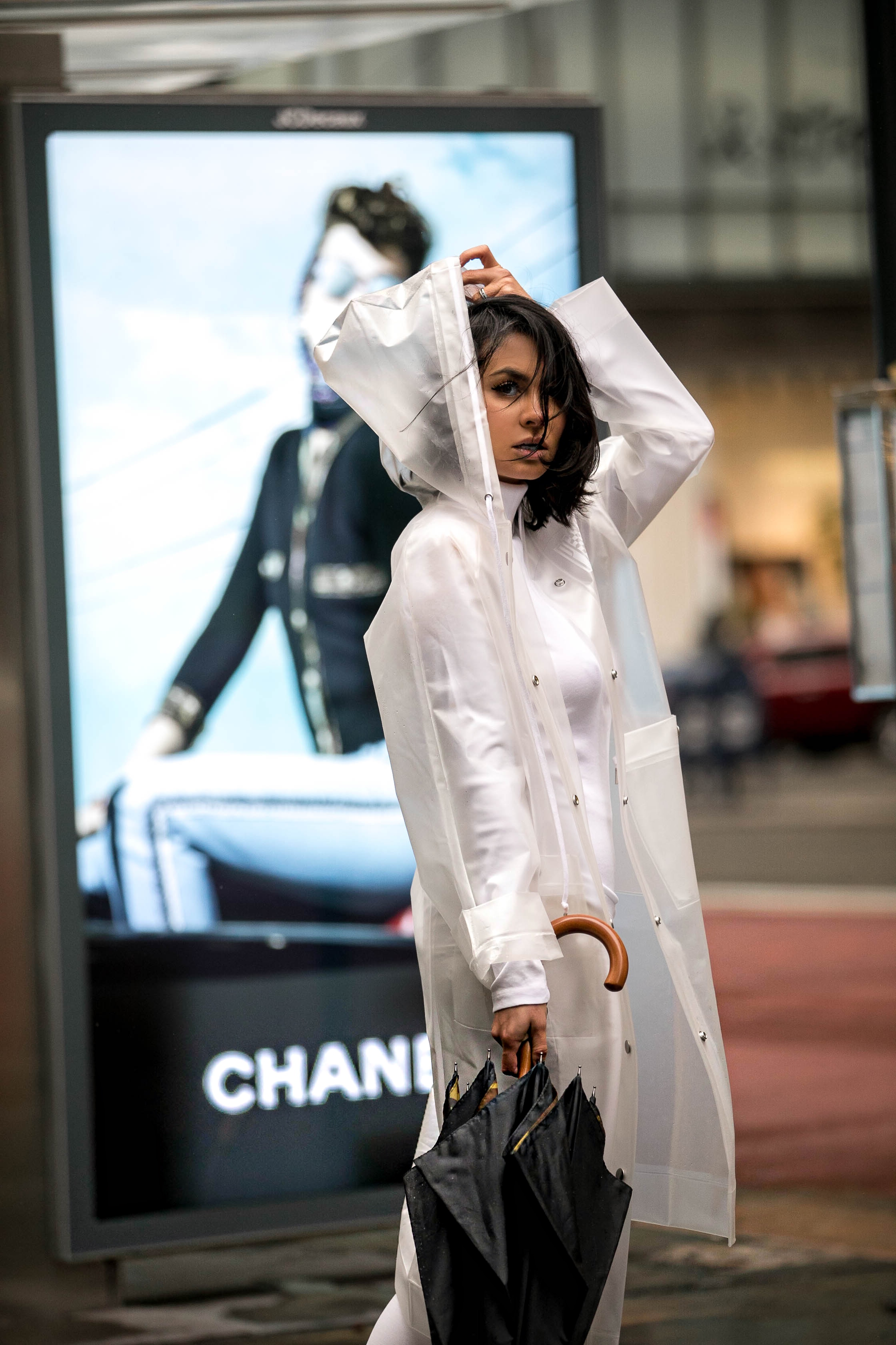 What to wear on a rainy day Fashion blogger dicarolina-2